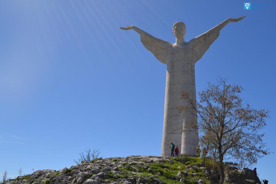 il cristo redentore di maratea