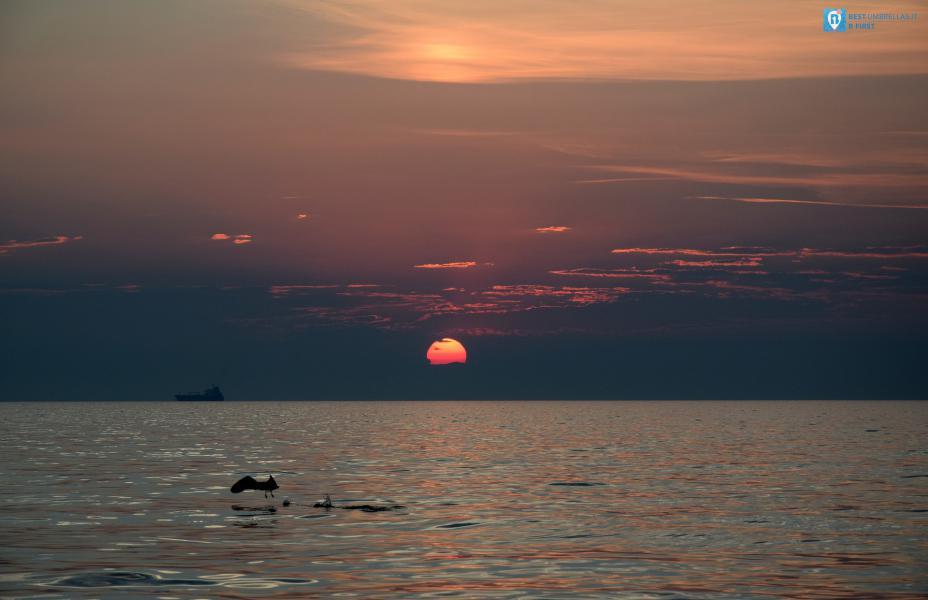 tramonti al mare