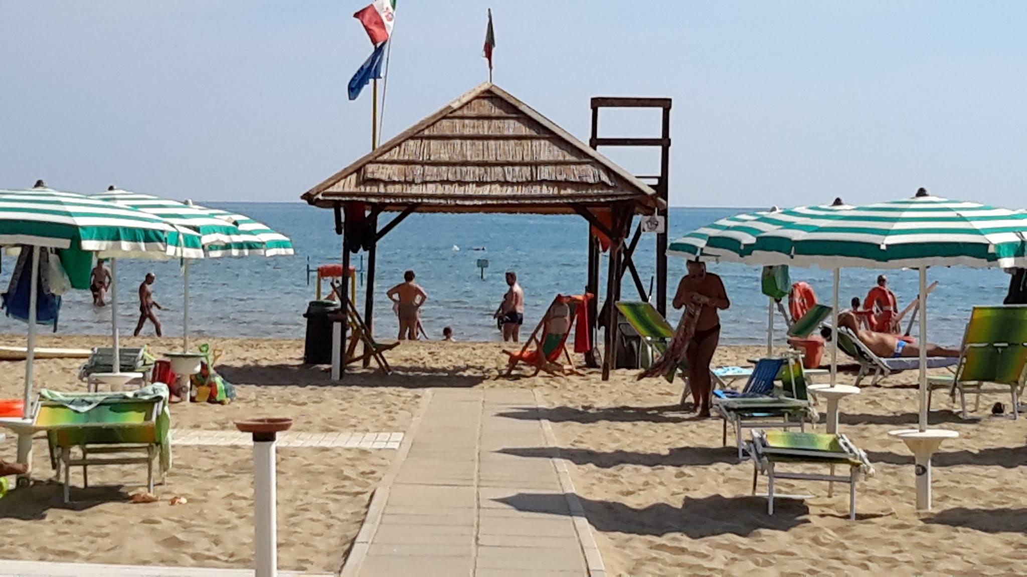 tricheco beach