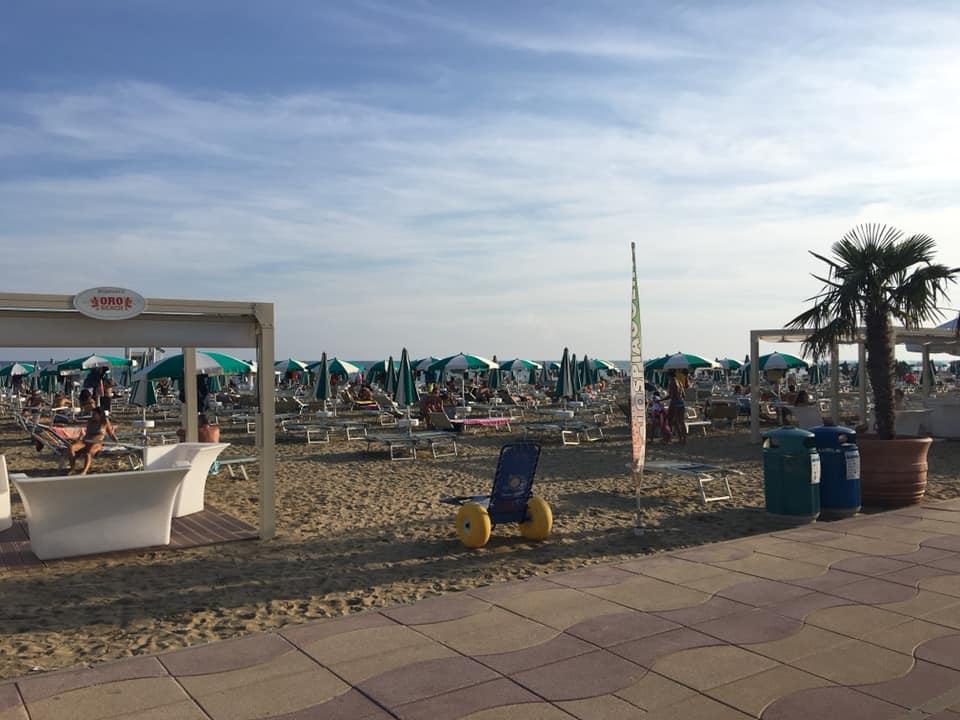 lido oro beach a jesolo