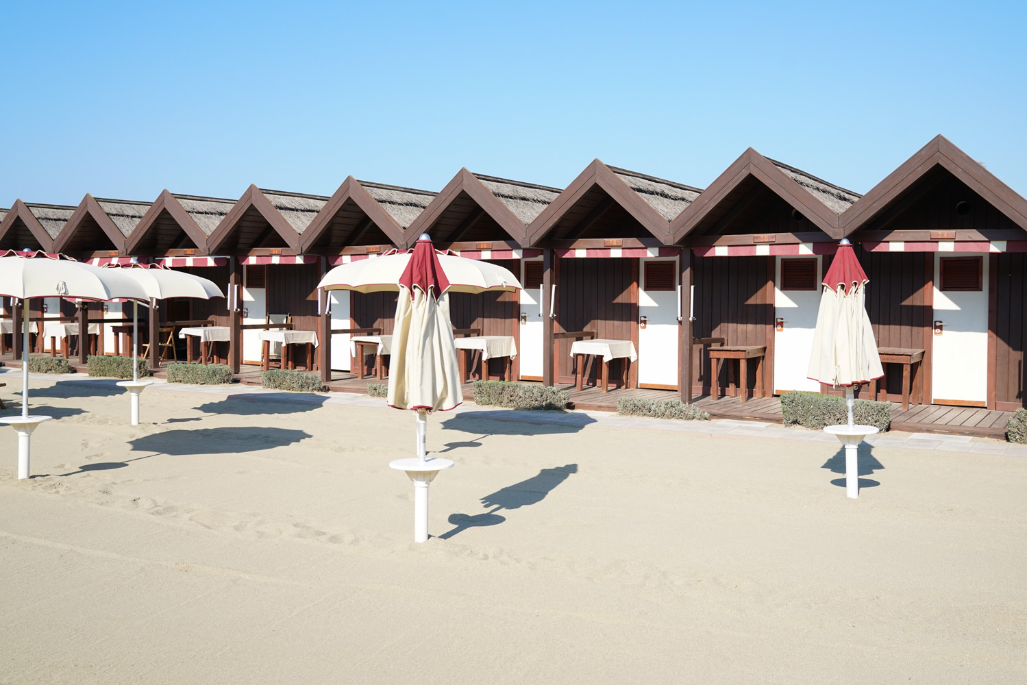 tibidabo beach a ostia