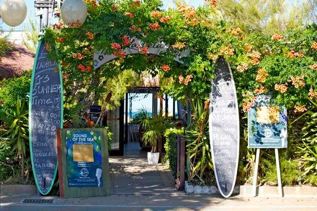 la vela fish & beach