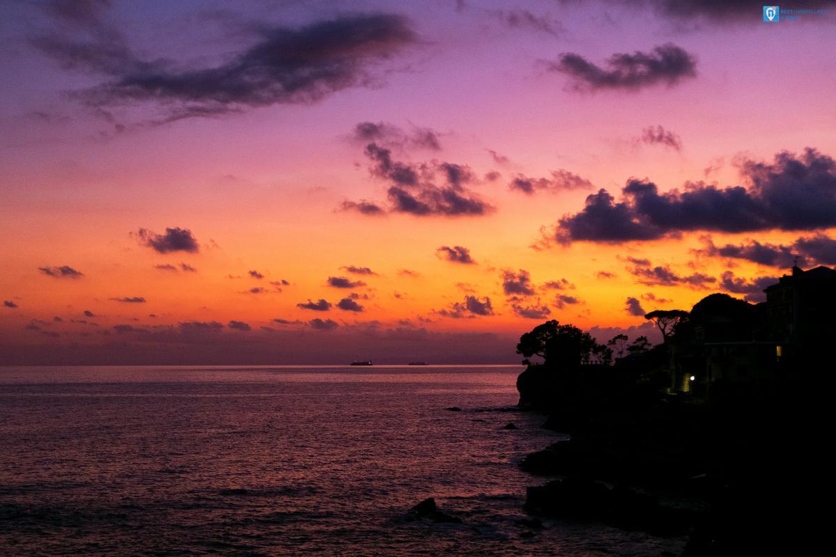 tramonti liguria