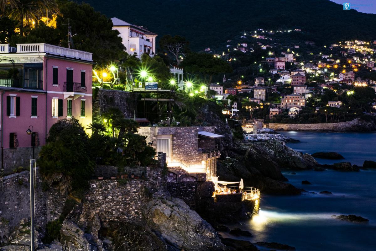 notte romantica in liguria