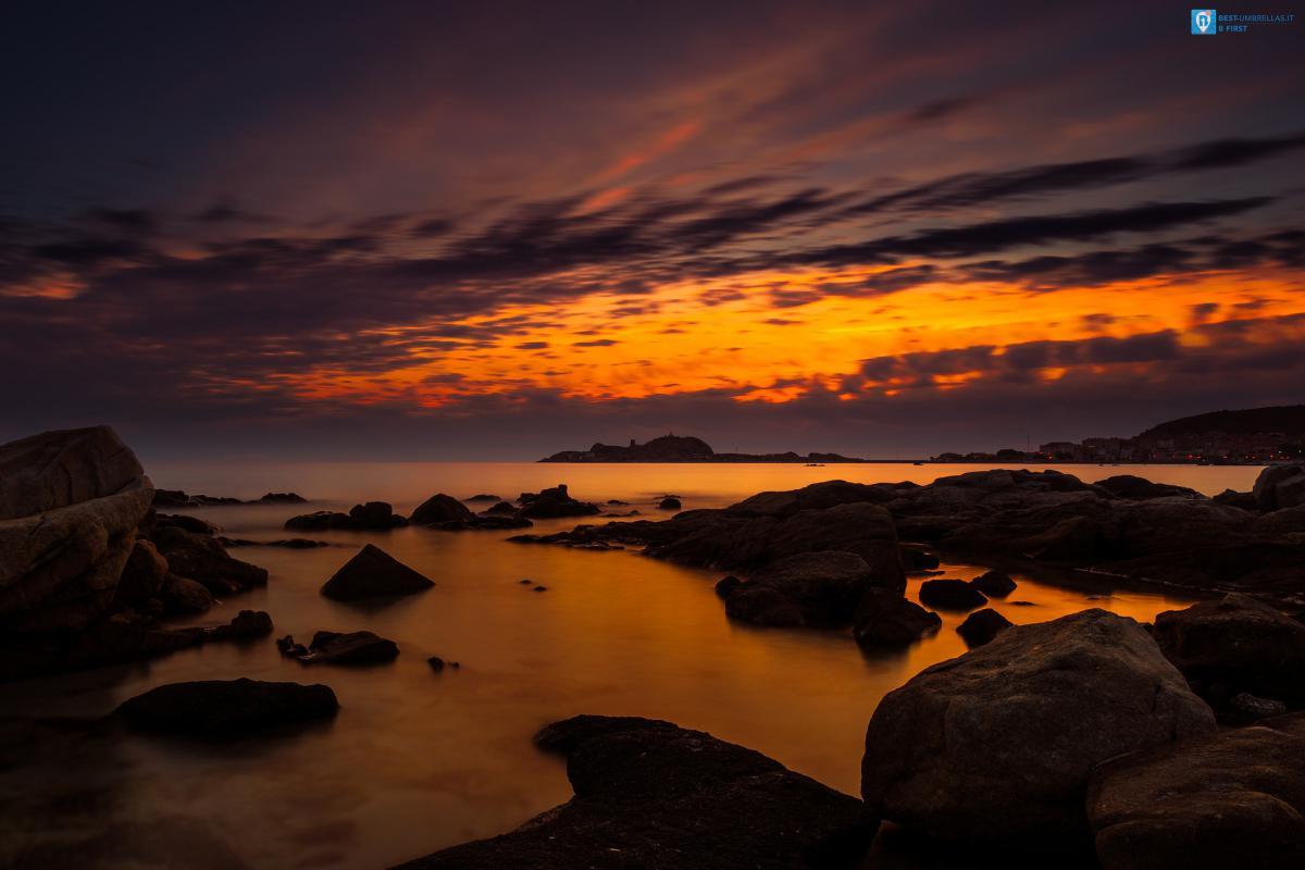 dove vedere il tramonto in sardegna