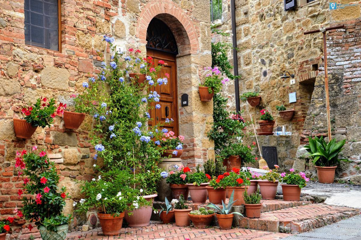 giardini in toscana