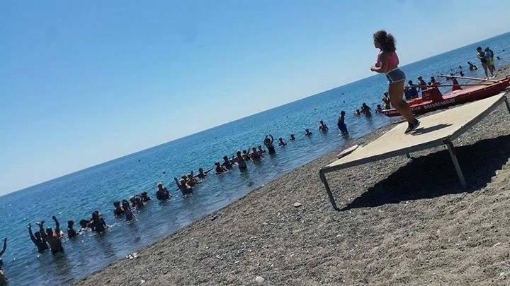 lido la conchiglia beach
