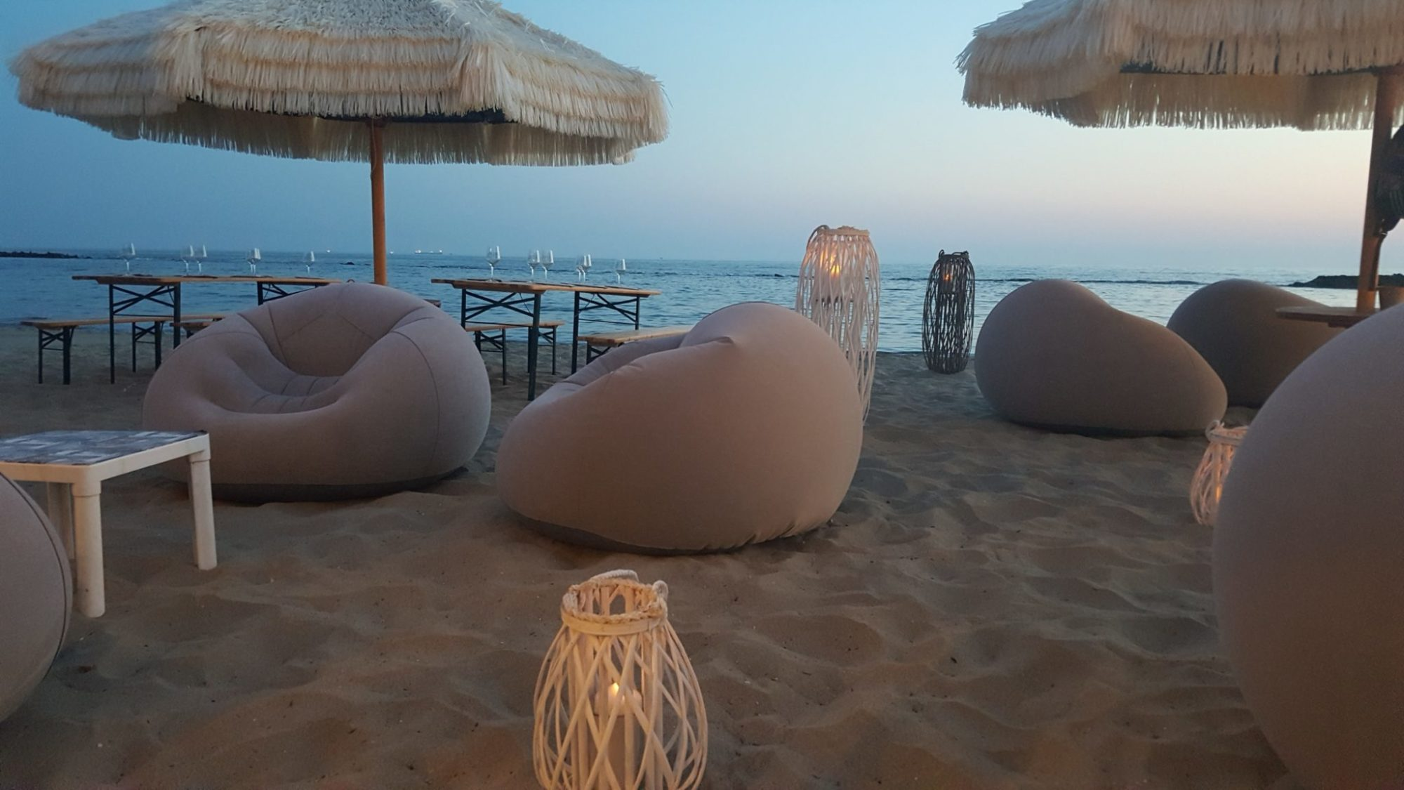 cabiria slow beach