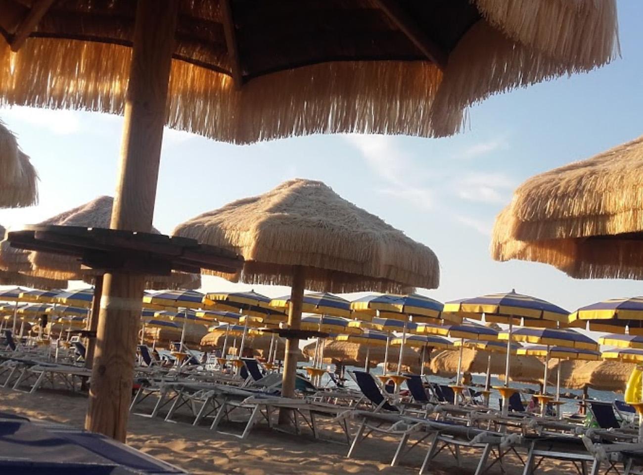 lido el pareso beach