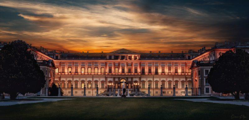 monza e la villa reale