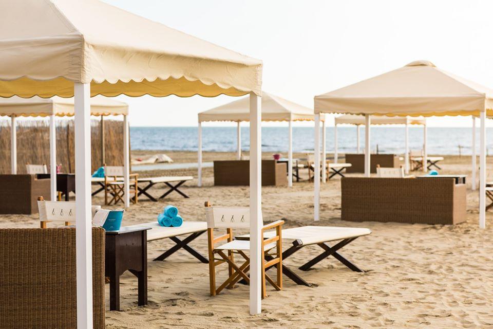 nikki beach in toscana