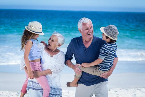 spiagge per anziani