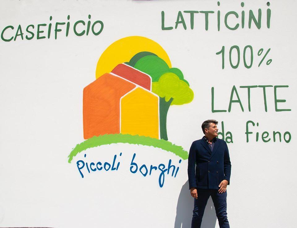 Formaggi Piccoli Borghi – Latte da Fieno 100% Italiano